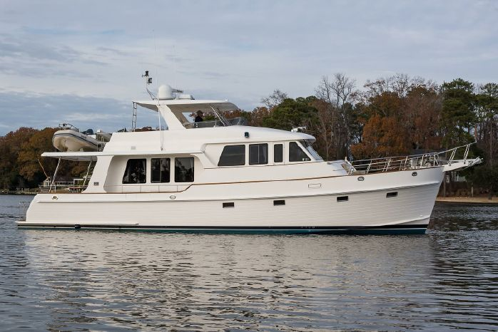 2008 Grand Banks Purchase Broker