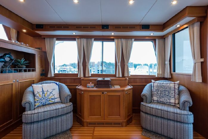 2008 Grand Banks Brokerage BoatsalesListing