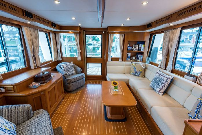 2008 Grand Banks Brokerage Purchase