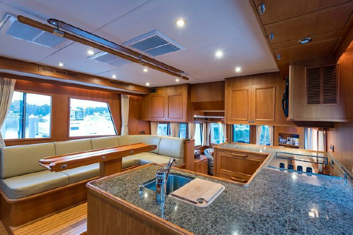 2008 Grand Banks BoatsalesListing Massachusetts