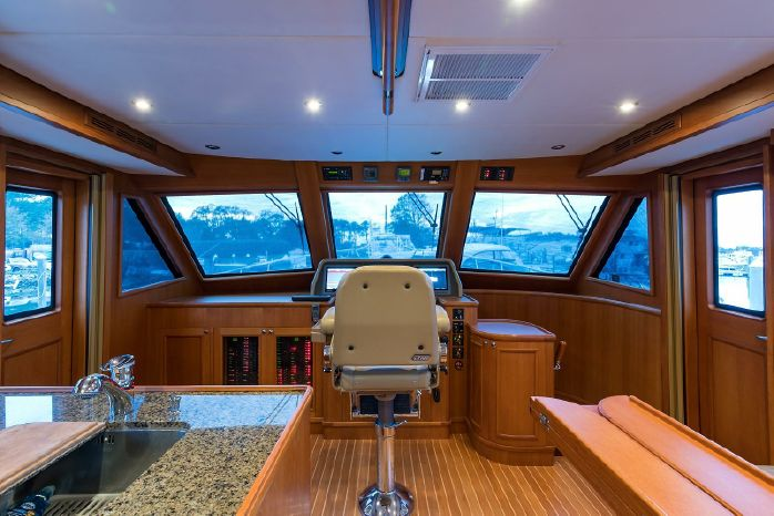2008 Grand Banks BoatsalesListing Connecticut