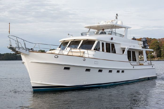 2008 Grand Banks For Sale Purchase