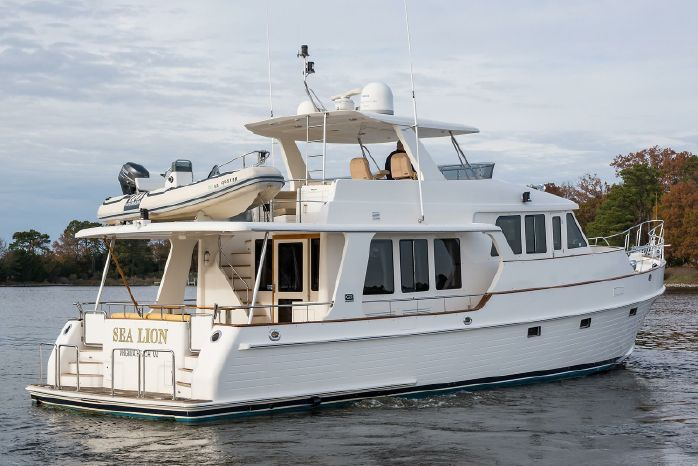 2008 Grand Banks For Sale Connecticut