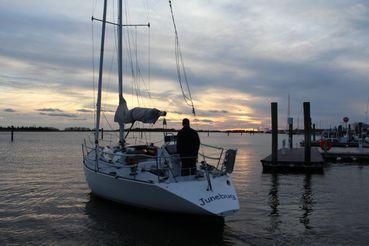 1985 J Boats J/34