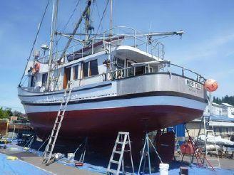 1965 Trawler Ex-Seiner, Cruiser, Liveaboard