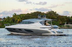 2021 Riviera 6000 Sport Yacht Platinum Edition