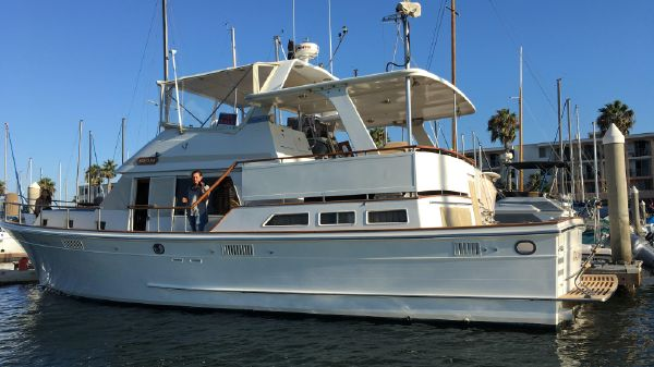 Offshore 48 Yachtfisher