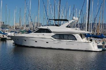 2001 Bayliner 5788 Pilot House Motoryacht