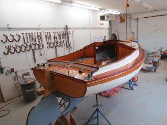 1928 Anderson Catboat