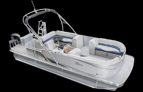 2018 Tahoe Pontoon LT Cruise Rear Bench - 24'
