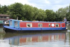 1993 Narrowboat 40' Dave Clarke