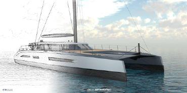 2020 Ice Yachts ice cat 72