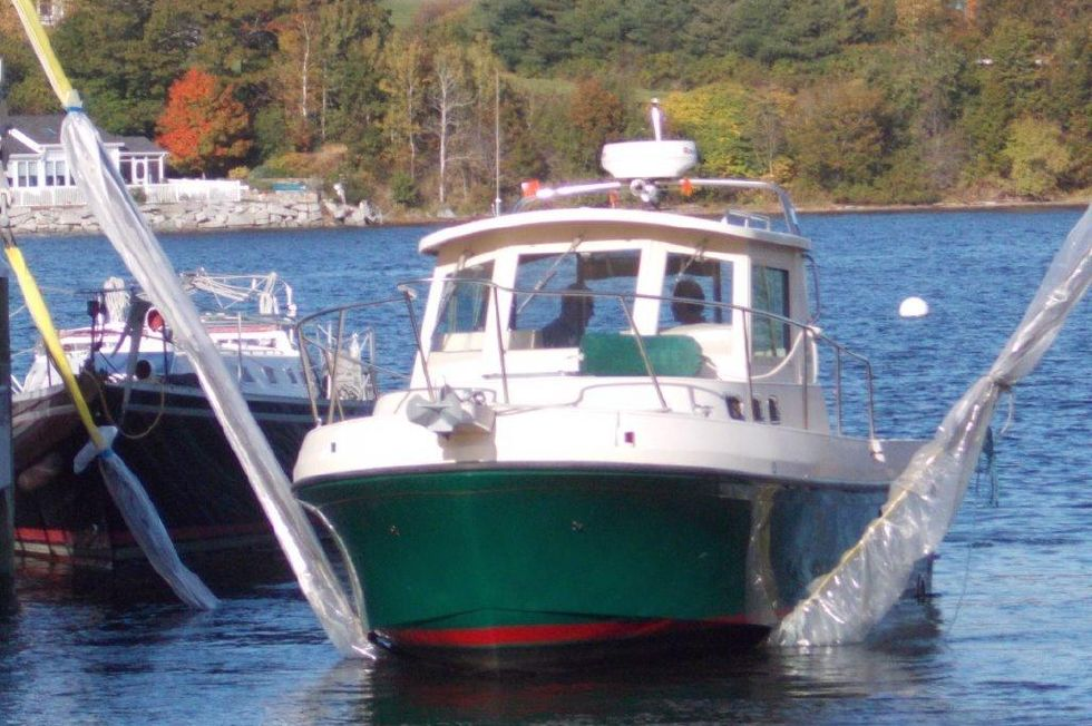 2003 Albin 28 Gatsby Edition Flush Deck Boats for Sale