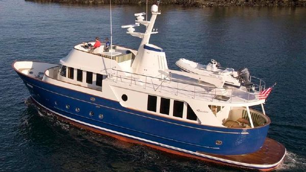 Sea Spirit Passagemaker Trawler Sistership