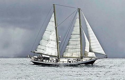1991 Colvin Ocean Cruising Schooner 75 Boats for Sale