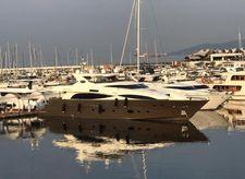 2012 Alia Yachts 120 Composite Motoryacht