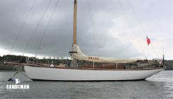 1930 Nicholson Bermudan Cutter