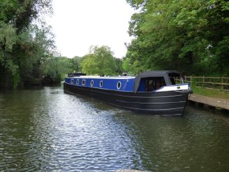 2019 Wide Beam Narrowboat Colecraft 66x10 04  2 Bedroom