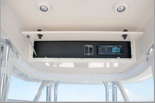2017 Jupiter 38 Center Console / Cuddy