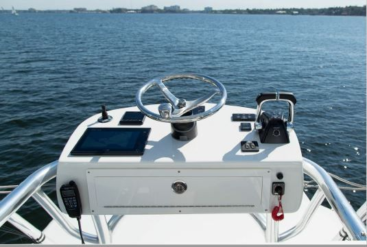 2017 Jupiter Center Console / cuddy - Tower - Electronics & Navigation