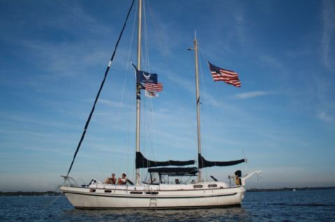 1975 Morgan Out Islander Ketch