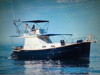 2004 Menorquin Flybridge 120