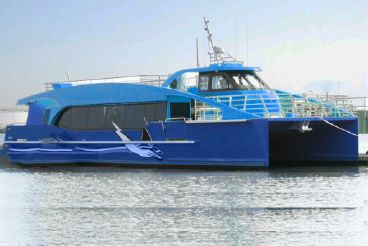 2020 Catamaran Hi Speed 150-200 Passengers