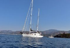 2011 Custom Mirror Yacht Shipyard Built 35 meter Ketch Motorsailer