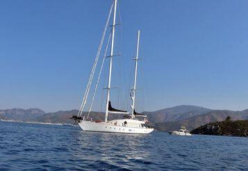2011 Custom Mirror Yacht Shipyard Built 35 meter Ketch Motorsailer