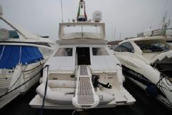 2003 Ferretti Yachts 530