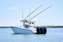 2006 Yellowfin 34