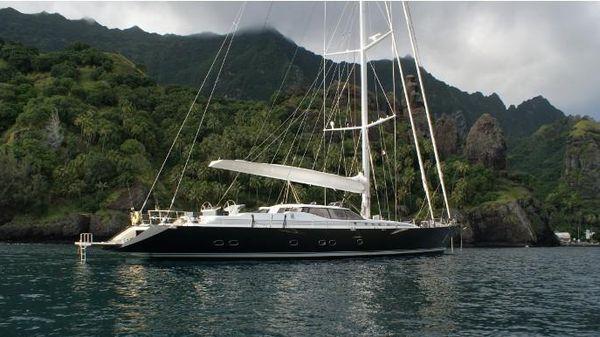 Sloop Sailing Yacht Sloop