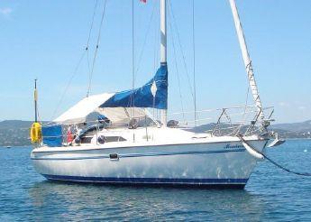 1997 Catalina 28 MK II