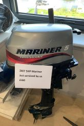2007 Mariner 5hp Outboard