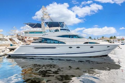 2002 Fairline Motoryacht - PERFECT 58' Fairline 2002