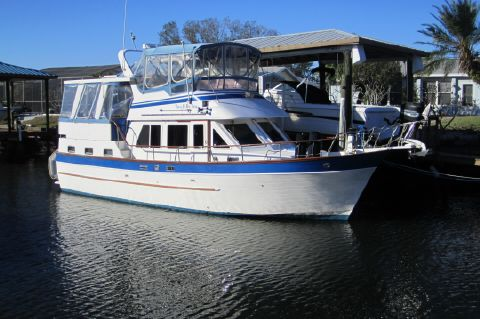 1987 Marine Trader Sundeck - Two If By Sea