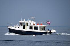 2002 American Tug 34 Pilothouse Trawler