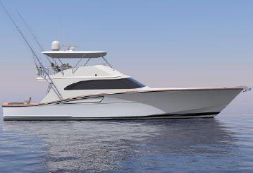 2019 Brooklin Boat Yard 65' Sportfish