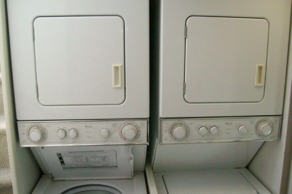 Twin Washer Dryers