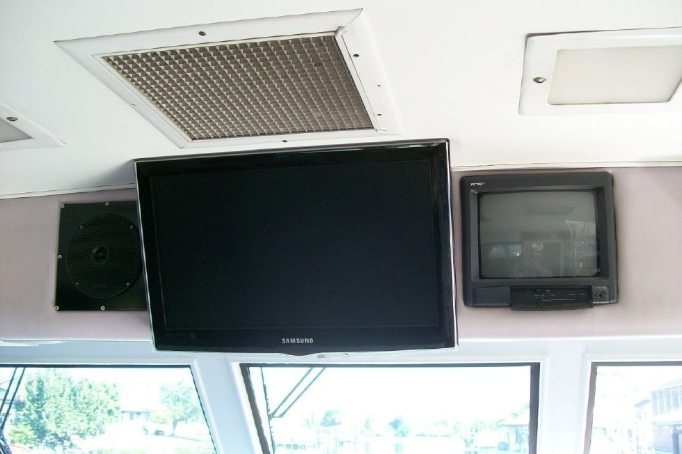 Lower Helm Flat Screen
