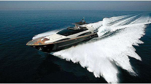 Riva 92' Duchessa Manufacturer Provided Image