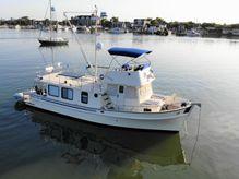 2001 Pacific Trawler 40