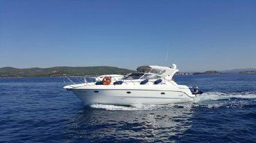 2002 Sessa Marine Oyster 35