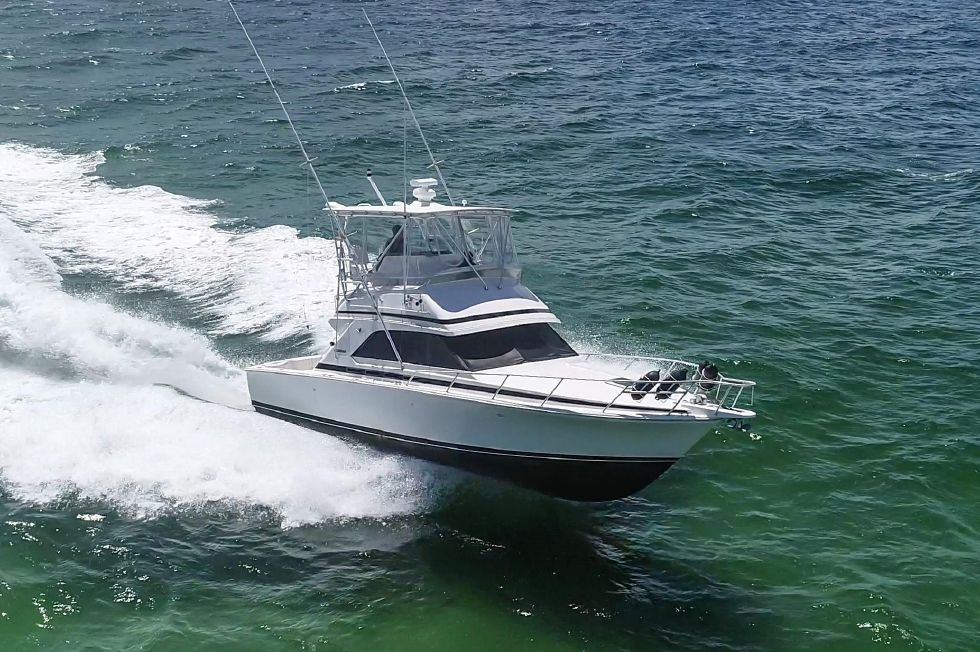 1997 Bertram 36 Convertible