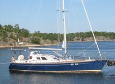 1997 Scandi Yacht 52