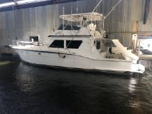 1986 Hatteras 52 Convertible Big Daddy