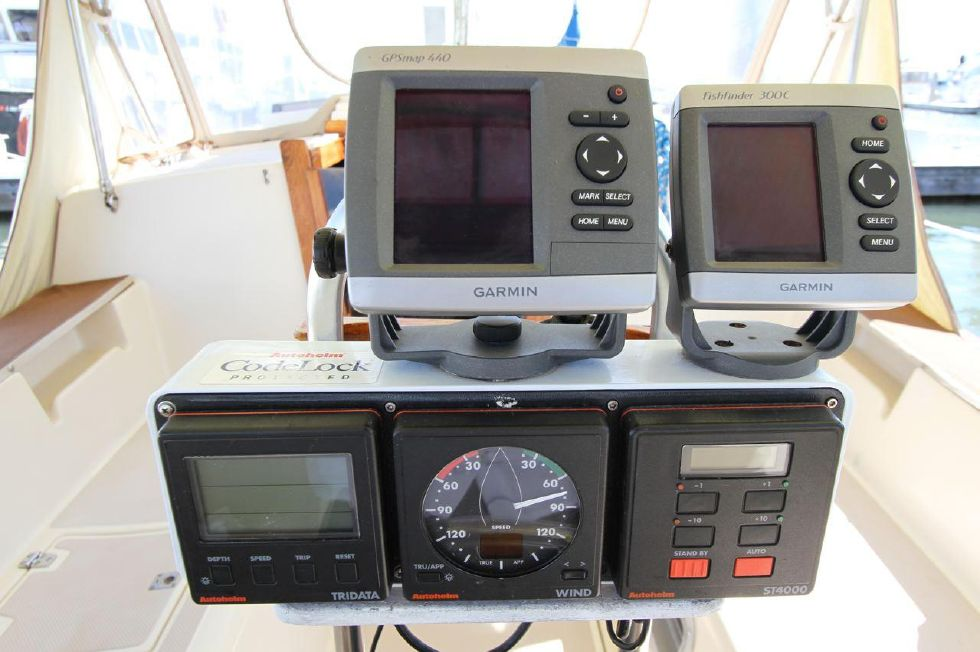 Electronics at Helm