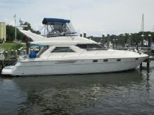 1997 Viking Sport Cruisers 48 Flybridge