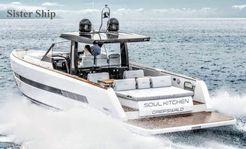 2017 Fjord 42 Open