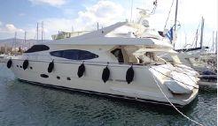 2002 Ferretti Yachts 760